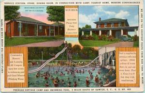 SC - Sumter, Pocalla Springs (Campground, cabins, etc...)