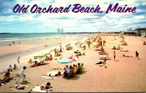 Maine Old Orchard Beach 1976