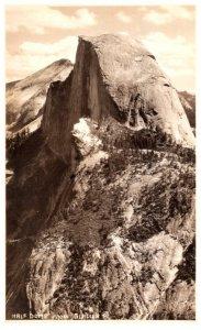 California  Yosemite Half Dome from Glacier Point