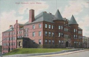 Massachusetts Lynn High School