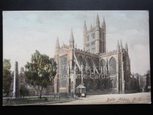 Somerset: Bath Abbey N.E. c1906