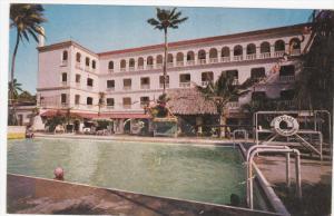Swimming Pool, Del Prado Hotel, BARRANQUILLA, Colombia, 40-60's