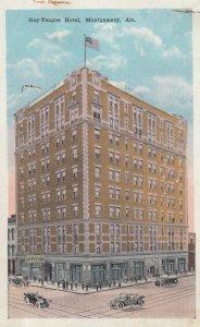 MONTGOMERY , Alabama , 1930-40s ; Gay Teague Hotel