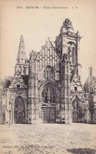 SENLIS, Eglise Saint-Pierre, Oise, France, 00-10s