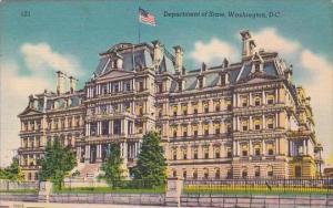 Washington DC Department Of State