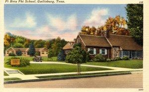 TN - Gatlinburg. Pi Beta Phi School