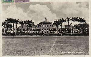 RP: Paramaribo , SURINAM , PU-1937 ; R.K. Zlekenhuis