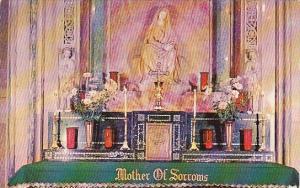 Ohio Carey Mother Of Sorrows Altar