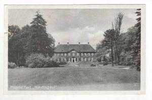 Middelfart House,Hindsgaul,Denmark 1910-20s