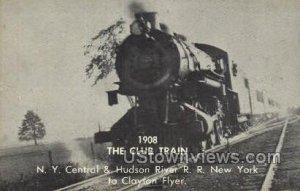 The Club Train - Misc, New York