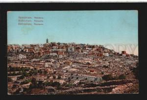 076961 Bethlehem Panorama Vintage Andre Terzis PC