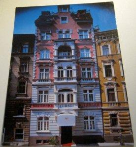 Austria Wien Furst Metternich Hotel - Se Envía
