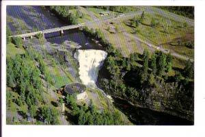 Kakabeka Falls, Ontario, from the Air