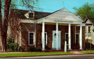 New York Batavia Holland Land Office Museum