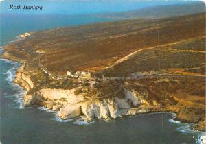 Rosh Hanikra Israel Birds Eye View of the Ladder of Tyre Rosh Hanikra Ladder ...