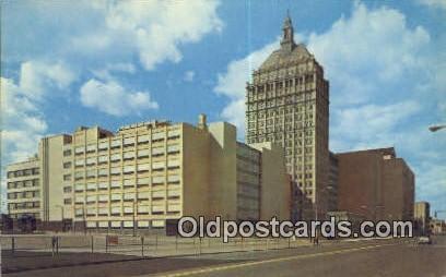 Kodak Office, Rochester NY USA Camera Postcard Post Card Old