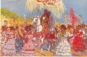 Spain Romeria del Rocio: M. Bertuchi