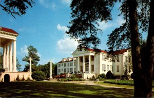 Mississippi Jackson Fitzhugh Hall and Preston Hall Belhaven College