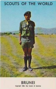 Boy Scouts of the World: Brunei, 1968