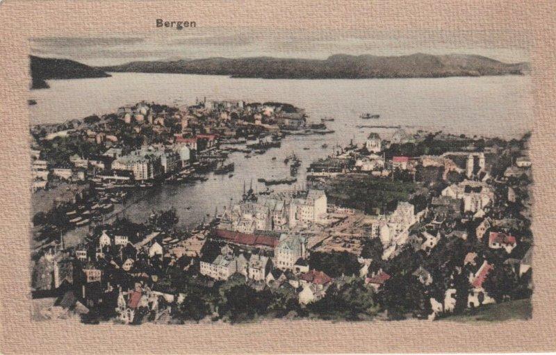 BERGEN , Norway , 1900-10s