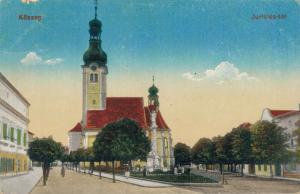 Czech Republic Köszeg Jurlslc Tér 02.57