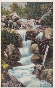 ESTES PARK , Colorado , 1910s ; Horseshoe Falls