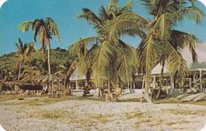 Anchorage Hotel, Antigua, British West Indies, 40-60s