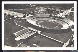 Summer Olympic Games Berlin 1936 Olympic Stadium & Swimming Venue  RPPC