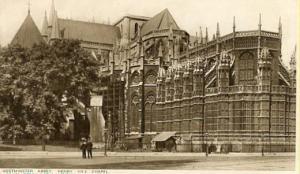 UK - England, London, Westminster Abbey - Henry VII's Chapel