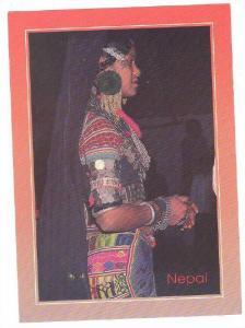 A Tharu Lady , NEPAL , 70-80s