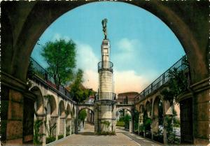 Italy Gardone del Garda the Pillar of the Piave