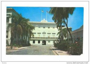 Fortaleza The Governor´s Residence, San Juan , Puerto Rico, 40-60s