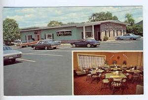Keene NH Drive-In Food Old Cars Postcard