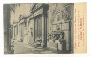Tomba Di Dante Nella Chiesa Di S. Croce, Firenze (Tuscany), Italy, 1900-1910s