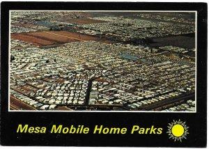 US  Unused. Mesa Arizona - Mobile Home Parks.  Quiet in Summer. Full in Winter