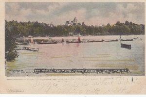 WHITE LAKE , NY , 1905 ; Hotel Kenmore , North Shore