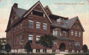 Collegiate Institute  , SARNIA , Ontario , Canada , 00-10s