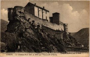 CPA CORSE Corte- Le Chateau-Fort. (711580)