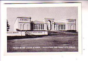 B&W Mini Series Palace of the Legion of Honor, Lincoln Park, San Francisco Ca...