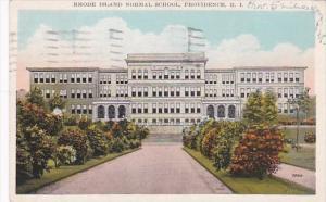 Rhode Island Providence Rhode Island Normal School 1931