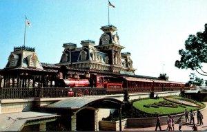 Florida Walt Disney World Steam Railroad