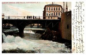 Rhode Island  Pawtucket  Main Street Bridge