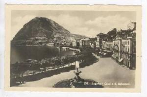 RP Lugano - Quai e S. Salvatore, 20-40s