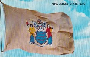 New Jersey The State Flag