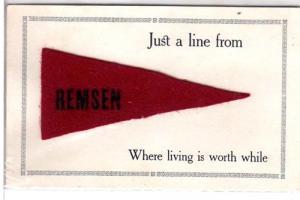 Banner, Remsen NY