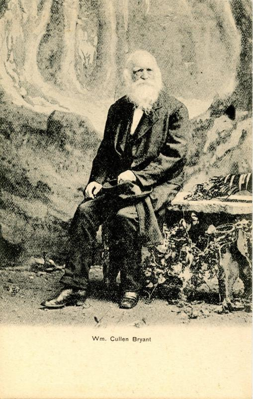 Famous People - William Cullen Bryant