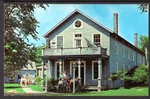 Thomas Edison's Labratory,Greenfield Village,MI BIN