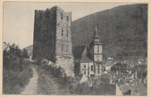 ROMANIA, 1910-30s; Kronstadt, Schwarze Kirche/ The Black Church