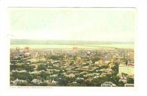 Montreal From Mount Royal, Quebec, Canada, PU-1905