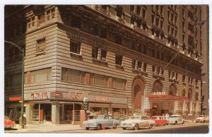 Chicago, Illinois, La Salle Hotel